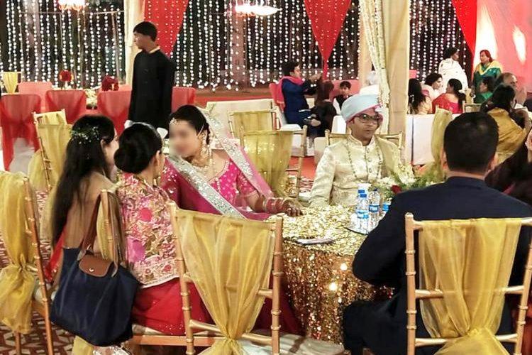 मुस्लिम लड़के से हुई भाजपा के इस कद्दावर नेता के भतीजी की शादी, सोशल मीडिया पर हलचल 23
