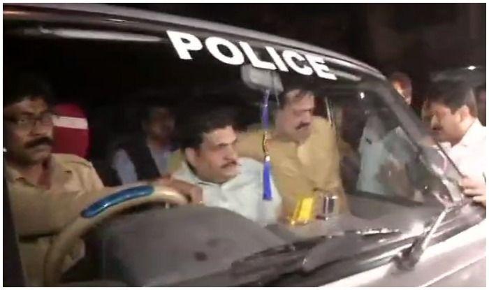 पश्चिम बंगाल- CBI की टीम को कोलकाता पुलिस ने गिरफ्तार किया ! 5