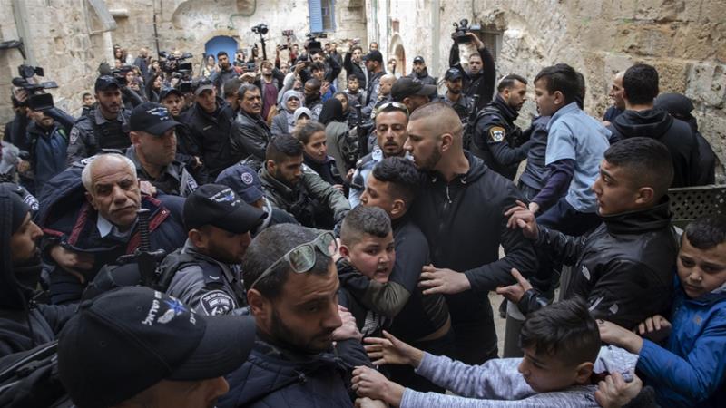 इजरायल ने फिलिस्तीनी परिवार को उसके यरूशलम के घर से खाली कराकर यहुदी शेटलर को दिया 3