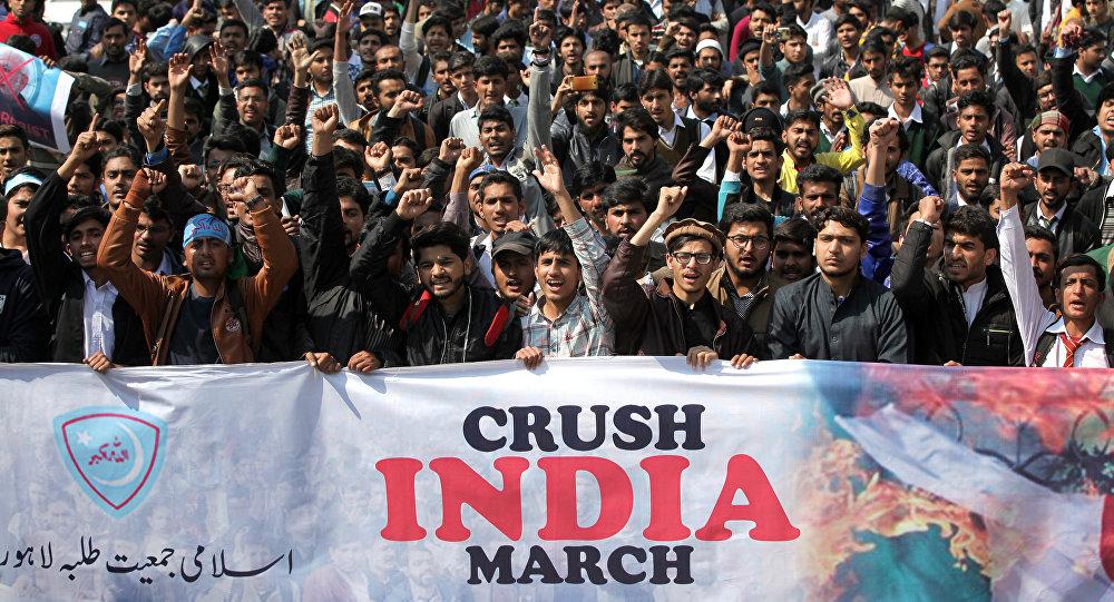 भारत और पाकिस्तान में खुशी के तत्व संघर्ष को और आगे बढ़ाने के लिए जिम्मेवार - एक्टिविस्ट 5
