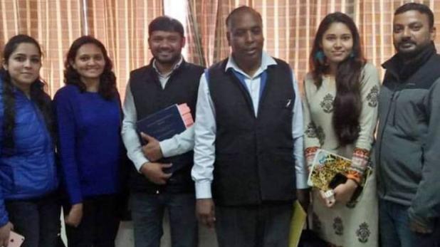 कन्हैया कुमार की PhD पूरी हुई , बोले- हम लाए हैं तूफान से डिग्री निकाल के 2