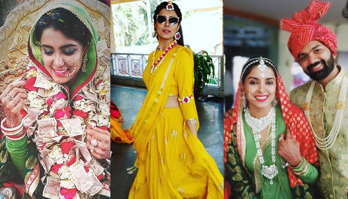 अभिनेत्री रिचा सोनी बनी मेहनूर, बिजनेसमैन जिगर अली से किया निकाह, तस्वीरें सोशल मीडिया पर वायरल 2