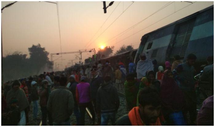 बिहार से दिल्ली आ रही सीमांचल एक्सप्रेस के 9 कोच पटरी से उतरे, 6 लोगों की मौत, कई घायल 14