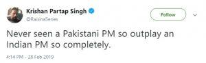 दुनिया में हो रही इमरान खान की तारीफ़, देखें, सोशल मीडिया पर महान हस्तियों के कमेंट्स! 4