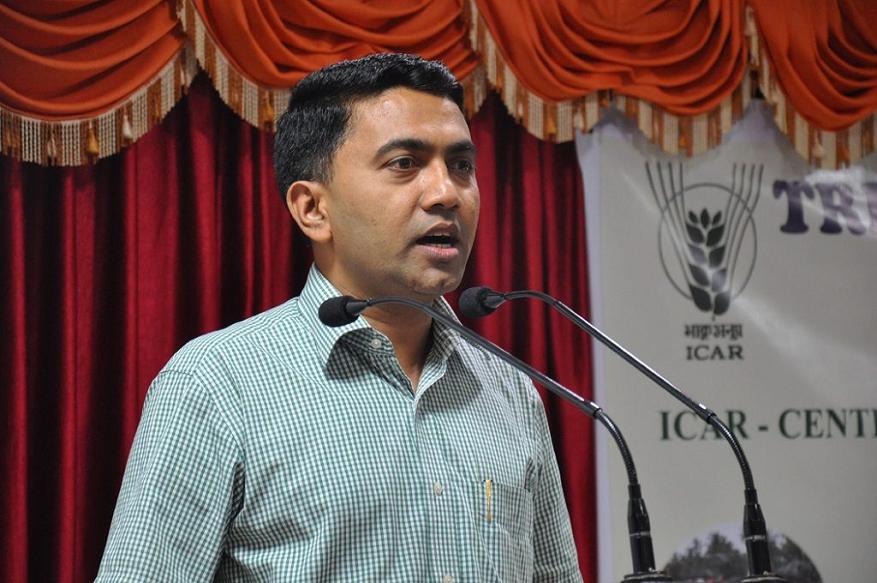 गोवा: प्रमोद सावंत की सरकार ने हासिल किया विश्वासमत 16