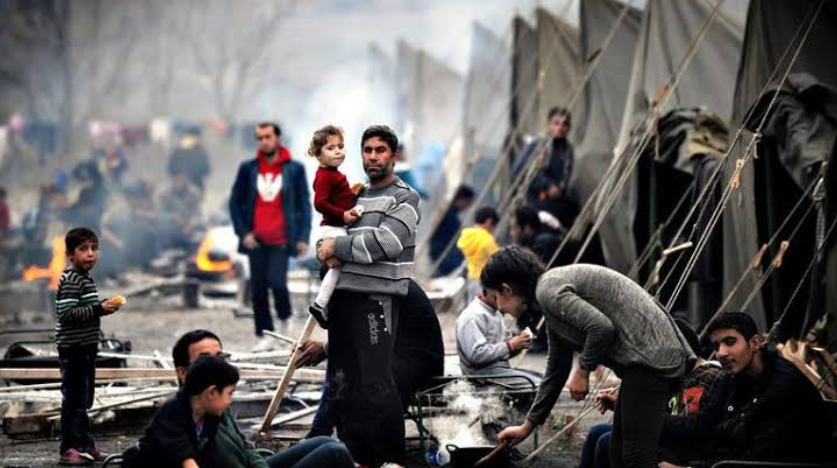 लंबे वक्त से शरणार्थियों की जिन्दगी गुजार रहे उन फलस्तीनीयों का जिम्मेदार कौन? 14