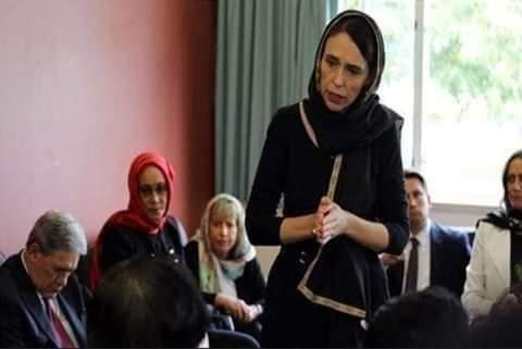 मस्जिद पर हमला: न्यूजीलैंड की पीएम ने इस कानून में बदलाव करने के दिए संकेत! 19