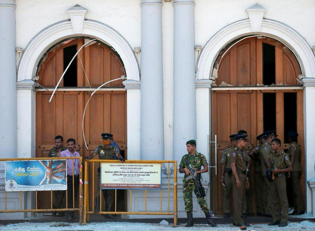 श्रीलंका ब्लास्ट में सरकार ने किया बड़ा खुलासा! 16