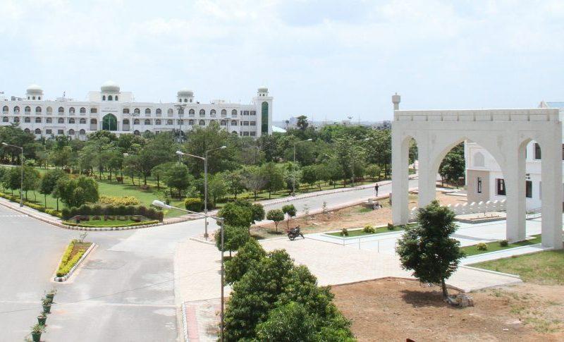 अमेज़ॅन द्वारा कैम्पस प्लेसमेंट में उर्दू विश्वविद्यालय के 13 छात्रों का हुआ चयन 16