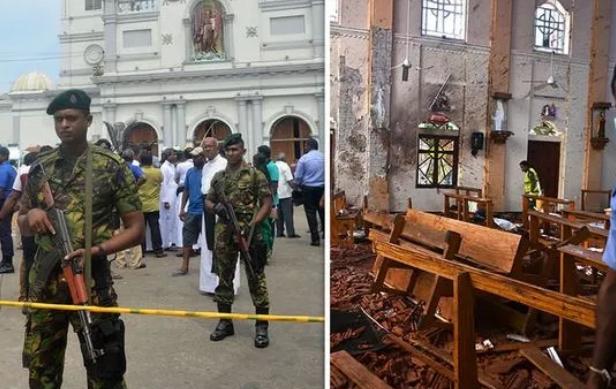 श्रीलंका में आतंकीयों ने फिर किया जोरदार धमाका, खौफ़ का महौल! 13