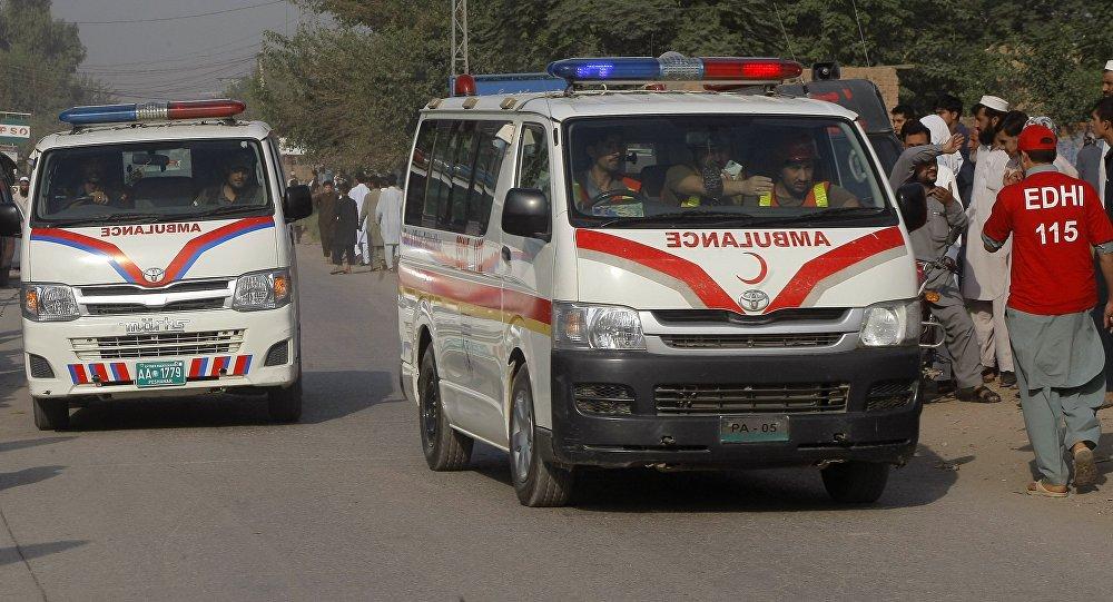 हैदराबाद के नला कुंटा में गैस सिलेंडर फटने की घटना 1