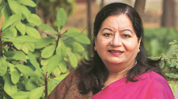 नजमा अख्तर दिल्ली सेंट्रल यूनिवर्सिटी की पहली महिला वीसी नियुक्त 3