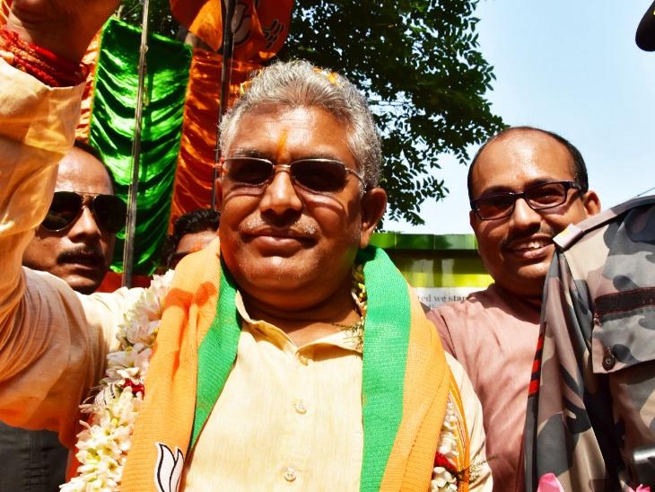 शाहिन बाग में प्रदर्शन कर रहे लोगों की मौत क्यों नहीं हो रही?- बीजेपी नेता दिलीप घोष 15