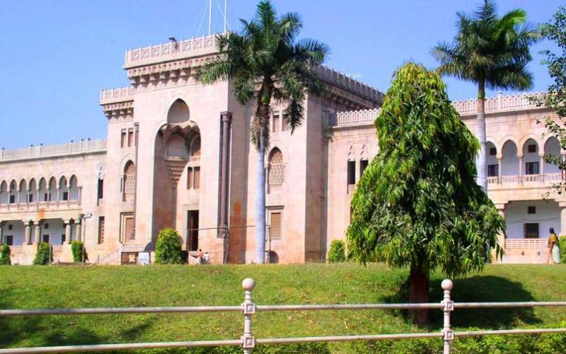हैदराबाद सैंटर्ल यूनीवर्सिटी में विरोध और प्रदर्शन पर पाबंदी 1