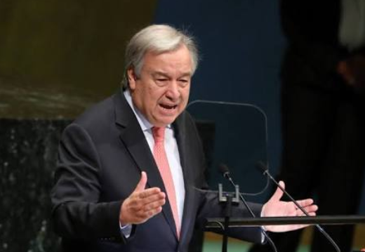 पुरी दुनिया में घृणा आधारित हिंसा से संयुक्त राष्ट्र चिंतित! 1