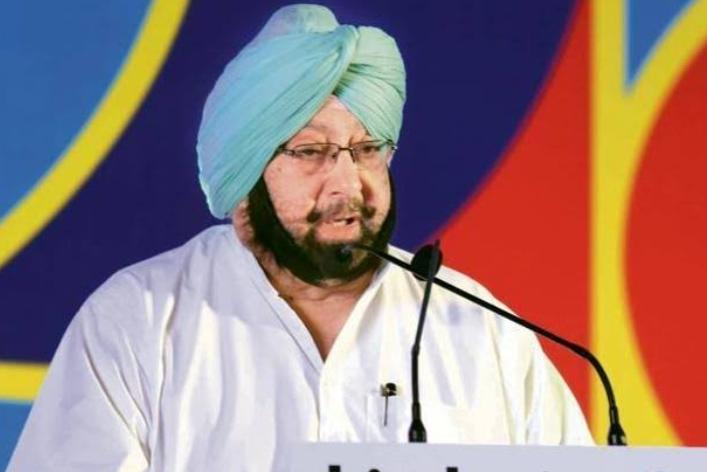 पंजाब में कांग्रेस का प्रदर्शन अच्छा नहीं रहा तो दे दूंगा इस्तीफा- अमरेंद्र सिंह 14
