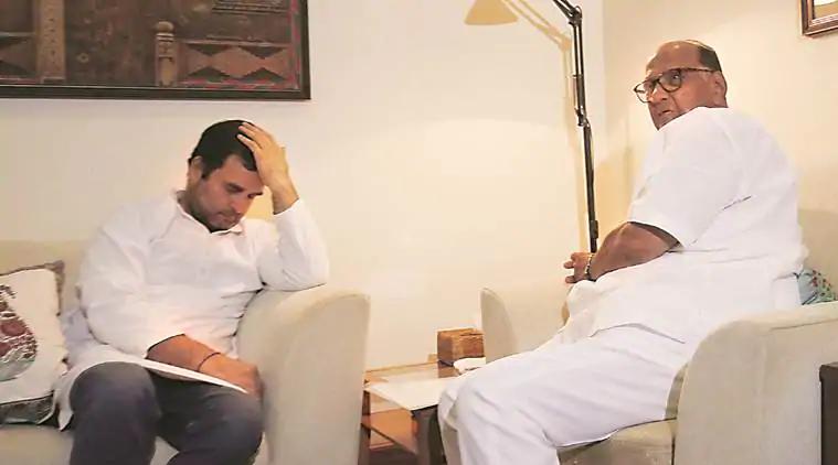 महाराष्ट्र: कांग्रेस-NCP के साथ गठबंधन में शामिल हुईं ये 3 बड़ी पार्टियां ! 19