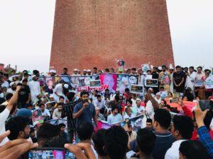 PICTURE- तबरेज़ अंसारी की हत्या को लेकर देश भर में विरोध प्रदर्शन ! 10