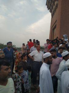 PICTURE- तबरेज़ अंसारी की हत्या को लेकर देश भर में विरोध प्रदर्शन ! 7