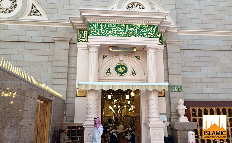 बाब-ए-जिब्राईल : मस्जिद ए नबवी का वो दरवाजा जिस तरफ से जिब्राईल वही लेकर आते थे 6