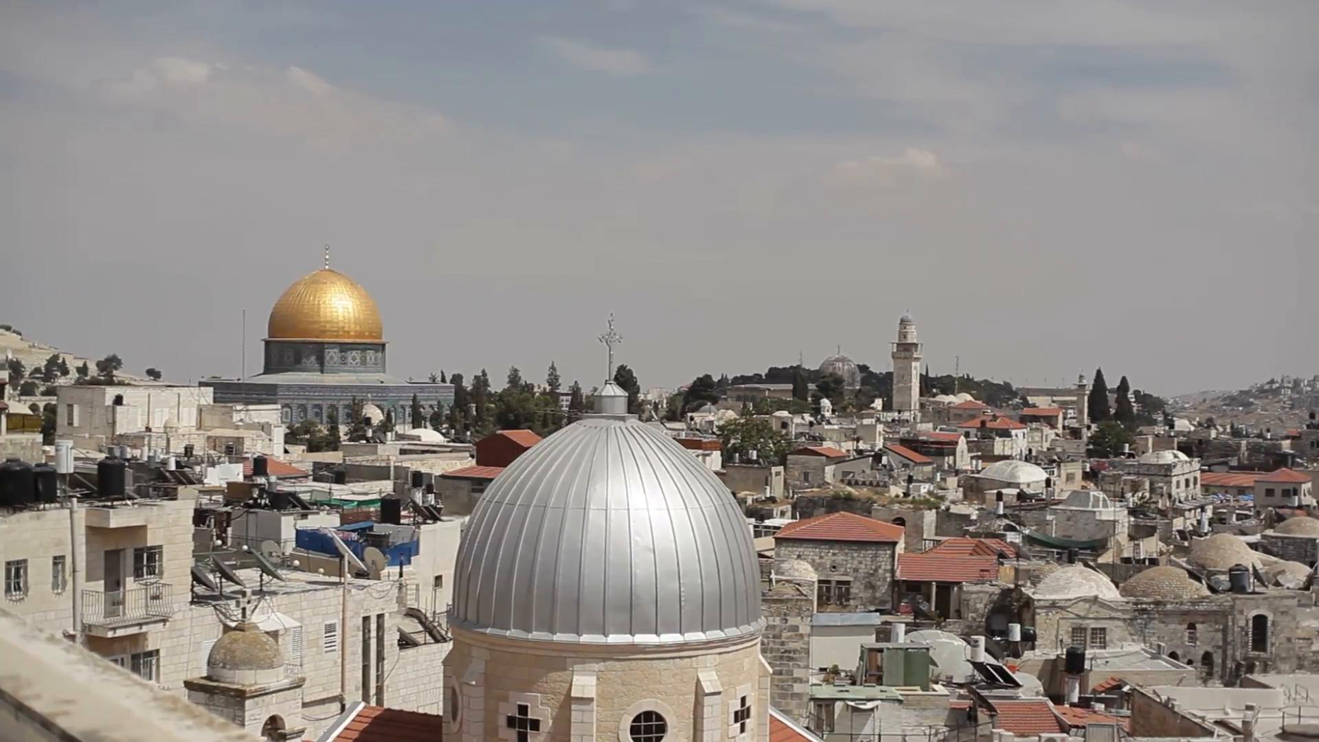 जेरूसलम : दो बार नष्ट हुआ, 23 बार घेरा गया, 52 बार हमला किया गया और 44 बार कब्जा किया गया 1