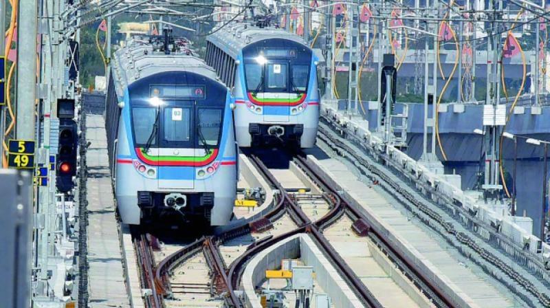 इमलीबन से जुबली बस स्टेशन 7 फरवरी से चलेगी मेट्रो रेल 11