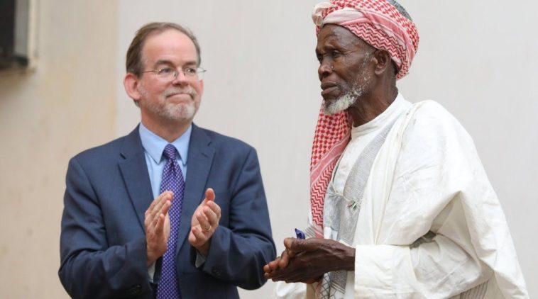 262 ईसाइयों को एक हमले के दौरान मस्जिद में छुपाने वाले इमाम अंतर्राष्ट्रीय धार्मिक स्वतंत्रता पुरस्कार से हुए सम्मानित 1
