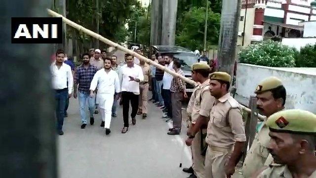 विधायक अब्दुल्ला आजम की गिरफ़्तारी के खिलाफ रामपुर में आज सपा का प्रदर्शन, जुटने लगे कार्यकर्ता 5