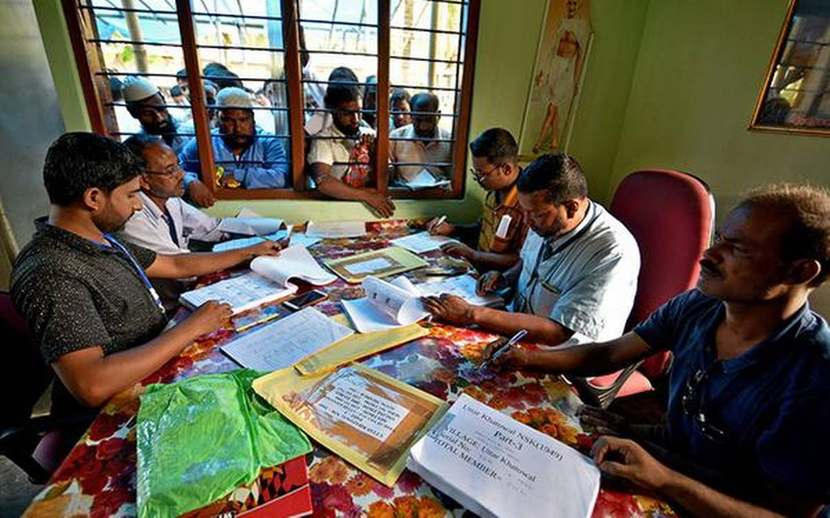 असम NRC- पंजाब में तैनात बीएसएफ के सब इंस्पेक्टर मुजीबुर रहमान को बताया विदेशी 10