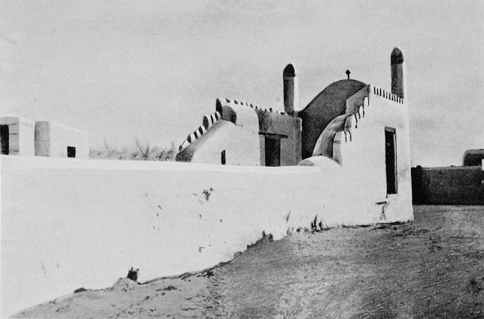जेद्दा में है हव्वा (PBUH)का मकबरा जिसे हिजाज ने नष्ट कर दिया था 35