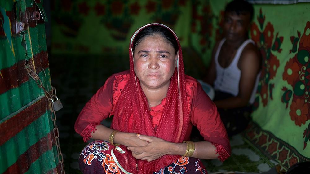 बांग्लादेश में रह गई खाली बसें, कोई रोहिंग्या प्रत्यावर्तन के लिए तैयार नहीं 1