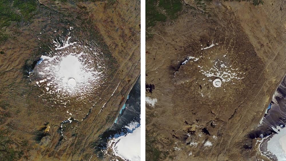 2200 तक दुनिया के सभी द्वीप देश से 400 ग्लेशियर समाप्त हो जाएँगे, हो जाएँगे दो अरब लोग विस्थापित! 1