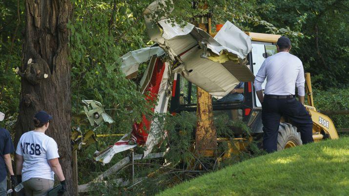 विकाराबाद ज़िला में ट्रेनी तय्यारा दुर्घटनाग्रस्तर 2 लोगो की मौत