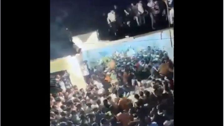 बारह बनकी में ख़ाम दीवार गिरने से दो बच्चों की मौत 2