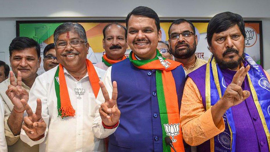 महाराष्ट्र- BJP का बड़ा बयान, कहा- CM हमारा था और रहेगा 14