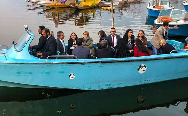 प्रश्नों के बीच यूरोपीय सांसदों ने जम्मू-कश्मीर का दौरा किया : 'निर्देशित दौरा, कुछ तो गड़बड़ है' 5