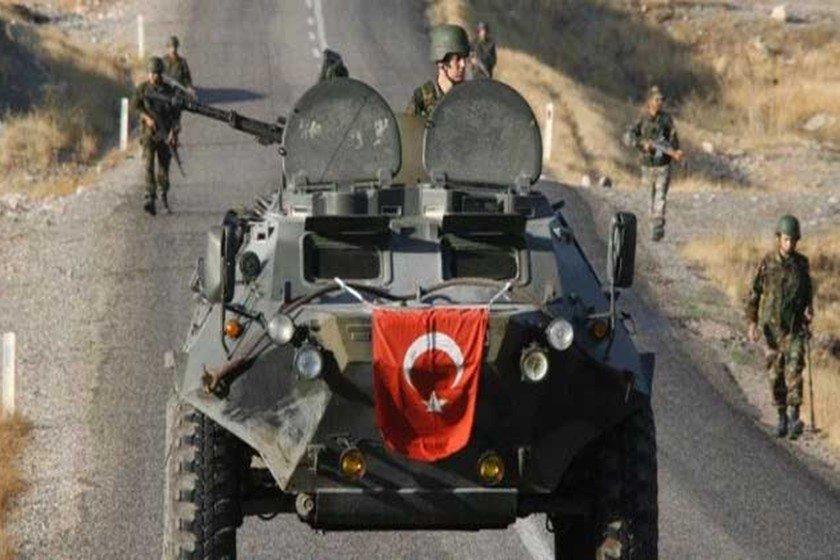 सीरिया में बड़ी कार्रवाई का तुर्की ने वीडियो जारी किया