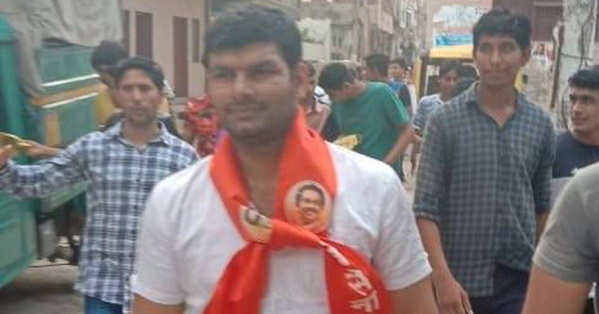 पूर्व JNU छात्र नेता उमर खालिद पर हमला करने वाले को शिवसेना ने दिया टिकट