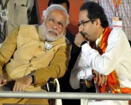 उद्धव ठाकरे ने कहा- 'राम मंदिर पर बोलने के लिए मुझे पीएम मोदी ने..?'