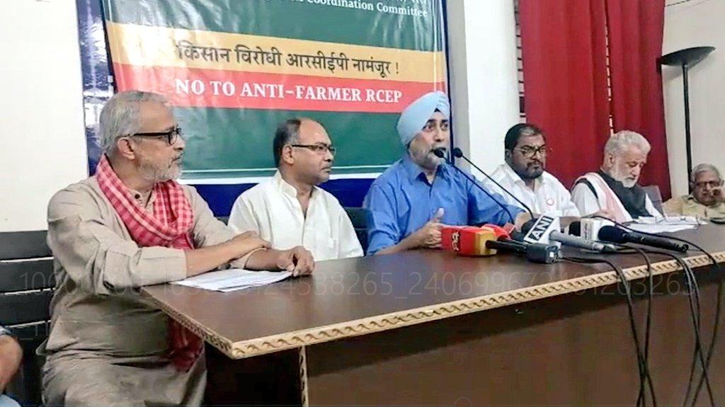 कश्मीर से कन्याकुमारी तक बढ़ रहे कृषि संकट में किसानों के साथ है AIKSCC 12