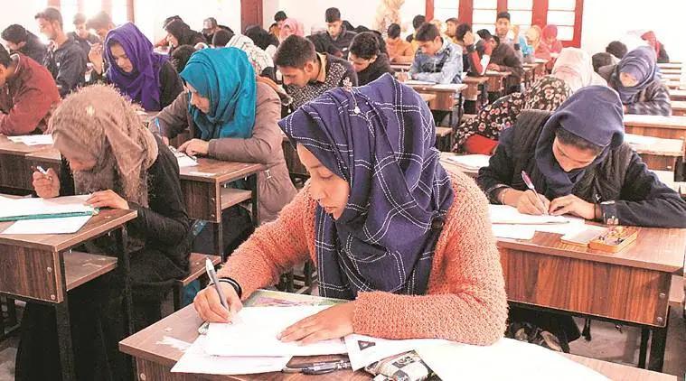 दसवीं कक्षा की परीक्षा शुरू, बोर्ड ने कहा, 99% छात्र उपस्थित हुए 13
