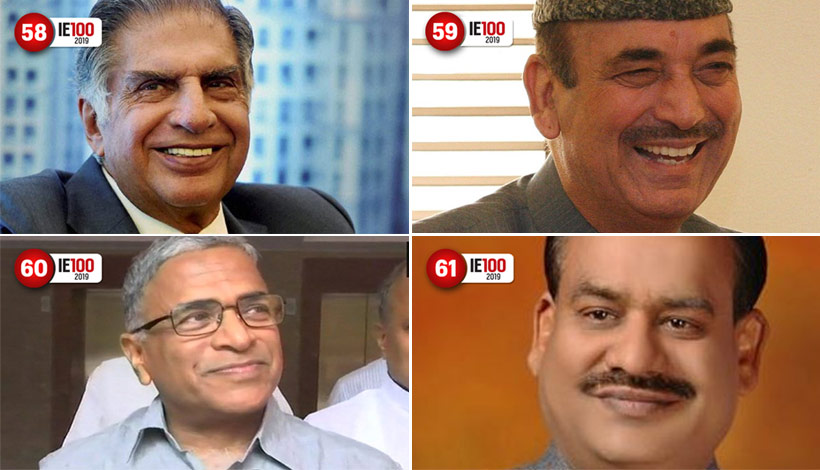 IE100: 100 सबसे शक्तिशाली भारतीयों की सूची में रज्यसभा उप सभापति हरिवंश 2