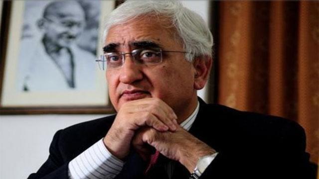 कांग्रेस को बीमार कौन कर रहा है? सलमान खुर्शीद ने जवाब दिया