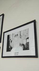 आज़ाद हिन्द फौज़ के कप्तान 'अब्बास अली' की तस्वीर लाल क़िले के म्यूज़ियम में 4
