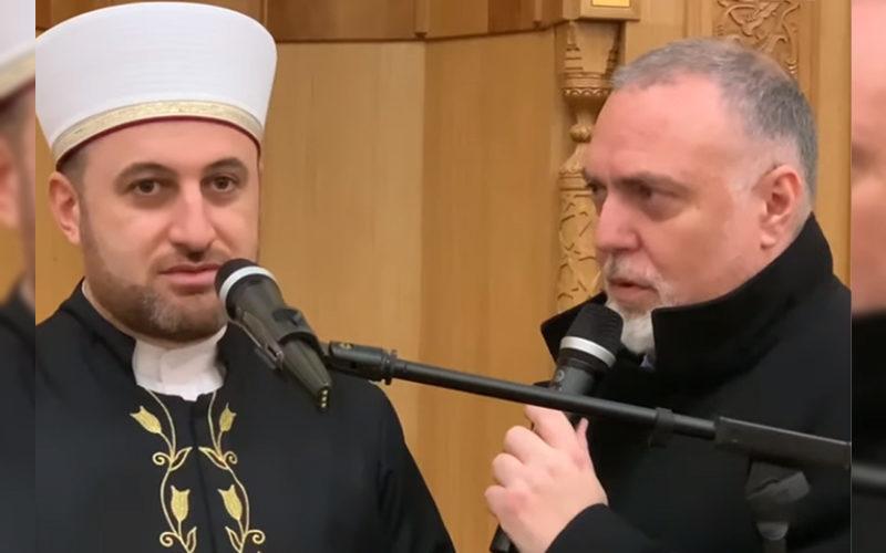 VIDEO- मशहुर गायक यूसुफ इस्लाम के मीडिया सलाहकार 'पेड्रो कार्वाल्हो' ने इस्लाम अपनाया 10