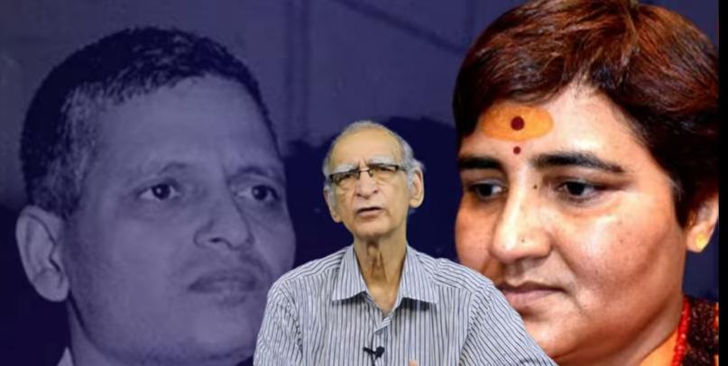 """राम पुनयानी का विडियो ब्लॉग- """"बापू हम शर्मिंदा हैं तेरे कातिल जिंदा हैं"""" 6"""