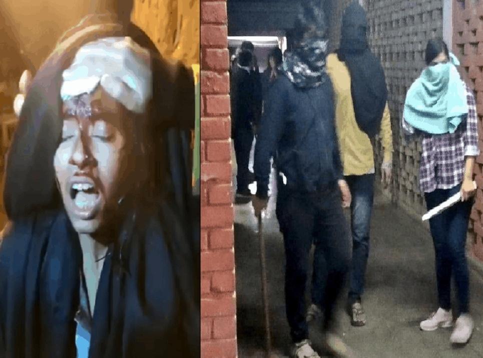 जेएनयू हिंसा: शिवसेना ने कहा- 'बुर्का पहनकर अंधेरे में हमला मर्दानगी नहीं' 19
