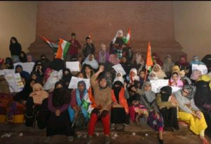 CAA-NRC: प्रदर्शनकारियों के छीने गये कंबल और खाने- पीने के सामान! 1