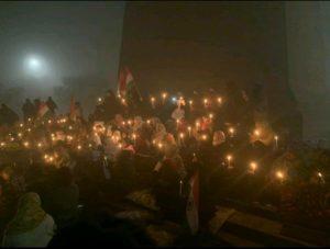 CAA-NRC: प्रदर्शनकारियों के छीने गये कंबल और खाने- पीने के सामान! 7