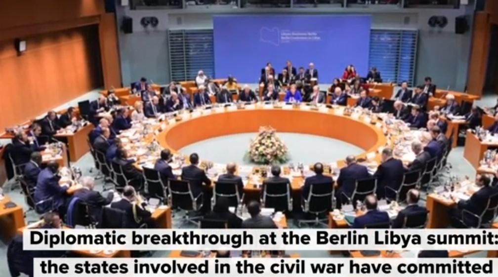 बर्लिन सम्मेलन - लीबिया में अमन की राह के रोड़े 16